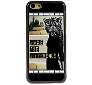 Make The Difference  Aluminum High Quality Case for iPhone 5C