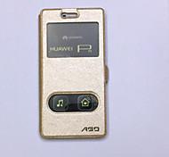 links und rechts die Clamshell mit Halterung hhuawei p8 Handy-Köchertasche