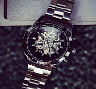 Men Watch  Charm Wrist Dress Watch Stainless Steel Watches