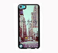 New York Design Aluminum High Quality Case for iPod Touch 5