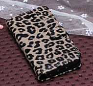 High Quality PU Leather Full Body Cases Phone Protective Case with Card Bag for iPhone 5C