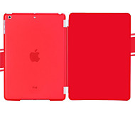 Hot Selling Ultra Slim Wake Up Auto Sleep and Wake Up Case Cover for iPad Air 2 (Assorted Colors)