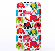 Baby Elephant Pattern TPU Soft Case for Huawei G8