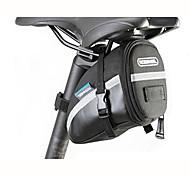 Fahrrad-Sattel-Beutel / Fahrradtaschen Wasserdicht / Wasserdichter Verschluß / tragbar / Stoßfest Camping & Wandern / Radsport600D -
