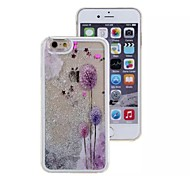 Purple Sand Dandelion Mobile phone Case for iphone5C