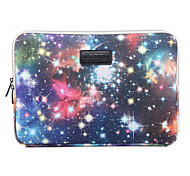 "Star Glow Bright Star Prints Laptop Cover Sleeves Shakeproof Case for MacBook Air 11"" ThinkPad HP Samsung Dell Acer"