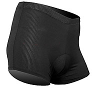 SANTIC® Cycling Under Shorts Men's / Unisex Bike Breathable / Limits BacteriaUnderwear Shorts/Under Shorts / Padded Shorts/Chamois /