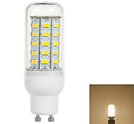 GU10 3.5W 600lm 3500K 48-5730 SMD LED Warm White Light Corn Lamp (110V)