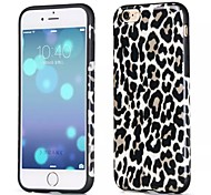2015 Newest Hoco R Rear Cover Leopard Fashion Silica gel Mobile Phone Shell for iphone 6 Plus 5.5