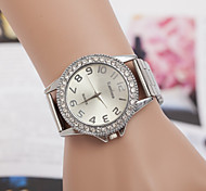 Men's  Watch Digital Quartz Swiss Fashion Diamond Alloy Steel Watch