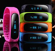 ti cc2541 v4.0ble Bluetooth 4.0 relógio inteligente (vidro de safira, hodômetro, freqüência cardíaca, à prova d'água, anti-lost)