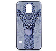girafpatroon pc harde case voor Samsung Galaxy S6 rand plus / galaxy s5 / galaxy s5 mini