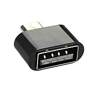 Cwxuan™ Micro USB Male to USB 2.0 Female OTG Adapter for Android phone/Tablet