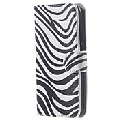 Zebra Stripes Magnetic Wallet Leather Protective cover Case for flip Motorola MOTO G3 G 3nd Gen XT1552