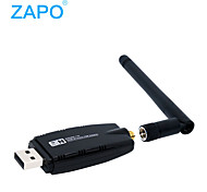 Zapo w60rtl8192 300m placa wireless receptor USB sem fio wi-fi poder placa de rede wireless