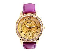 Women's Popular Rome Diamond Watches