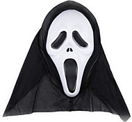 Fashion Halloween Props Costume Fancy Scream Ghost Cosplay Mask Masquerade