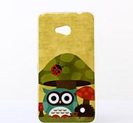 Hedgehog Pattern TPU Soft Case for Nokia N640