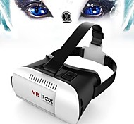 Google Cardboard VR BOX Virtual Reality 3D Glasses 4.7-6.1 inch for iphone 6/6plus Samsung Galaxy S 6 5 4