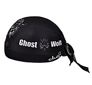 Bandana Bike Cycling,Outdoor Black Ghost Cycling Headband Cycle Bike Cycling Cap Pirate Scarf Bicycle Hat