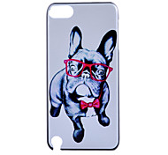 Puppy  Pattern Hard Case for iTouch 5