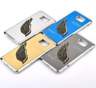 House fo Waris The New Metal wire Drawing Case Cover for Samsung Galaxy S6 /S6edge plus