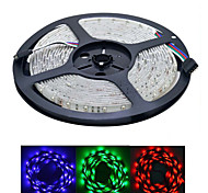 JIAWEN® 5 M 300 3528 SMD RGB Cortable / Conectable 25 W Tiras LED Flexibles DC12 V