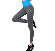 Running Pants / Tights / Leggings / Bottoms Women's Breathable / Compression / Reduces Chafing Nylon / ChinlonYoga / Fitness / Racing /
