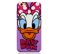 disney donald pato rosa fauntleroy don TPU vuelta suave para el iphone 6