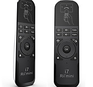 Rii Mini i7 2.4G Mini Wireless Keyboard Air Mouse Remote Combo Built-in 6 Axis for TV BOX Mini/Laptop PC