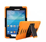 Hybrid-Hochleistungs slim-Rüstungs-Kasten Abdeckung für Galaxy Tab ein 8.0 / tab 4 7.0 / tab 4 8.0 / 3 7.0 Registerkarte (Farbe sortiert)