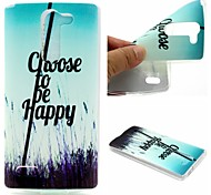 Other TPU Back Cover Graphic / Cartoon / Special Design case cover