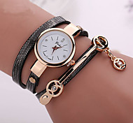 Fashion New Summer Style Leather Casual Bracelet Watches Wristwatch Women Dress Watches Relogios Femininos Watch