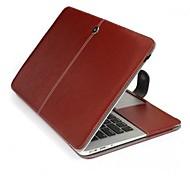 For Apple MacBook Air 13-inch Case Folio Case Flip Case PU Leather Case Hard Case for MacBook Air 13.3''