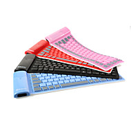 Bluetooth4.0 Keyboard Foldable Computer Keyboard Mobile phone Tablet bluetooth Keyboard