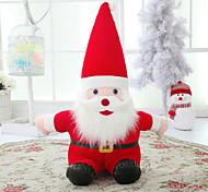 SC40C New Style Plush Santa Claus Christmas Toy High Quality