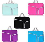 "ASLING Double Pocket Zip Bag Laptop Bag For Macbook Air 11.6"""