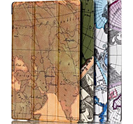 8-Zoll-Karte Muster Qualitäts-PU-lederner Kasten für Amazonas Feuer hd 8 (2015) (verschiedene Farben)