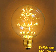 All Over The Sky Star G95LED 3 W Light Bulb Decorative Fashion