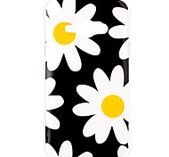 Chrysanthemum  Pattern TPU Soft Case for Galaxy J1 Ace