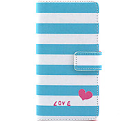 Love  Pattern PU Leather Case with Money Holder Card Slot for Galaxy Grand Neo/ GALAXY CORE Prime/ Galaxy Grand Prime