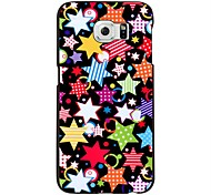The Stars  Pattern PC Hard Case for Samsung Galaxy S6