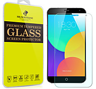 Mr.northjoe® Tempered Glass Film Screen Protector for Meizu MX4