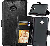 High Quality PU leather Wallet Mobile Phone Holster Case For Nokia Lumia N930(Assorted Color)