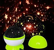 YOBO USB Starry Sky LED Projection Lamp Night Light (Random Colors)