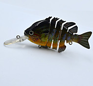 Hot 3.9 Inch 14 Gram Life Like Artificial Type Hard Fishing Lures 1 PS Floating Lure