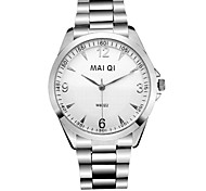 Men's Casual Fashion Stainless Steel Watch