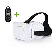 "BOBOVR™ 3D Virtual Reality VR Glasses for 4""-6"" Smartphone with Bluetooth Controller"
