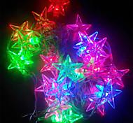 Navidad - Transparentes - Plástico - Adornos -