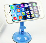 Phone Holder Stand Mount Car Windshield 360° Rotation Plastic for Mobile Phone